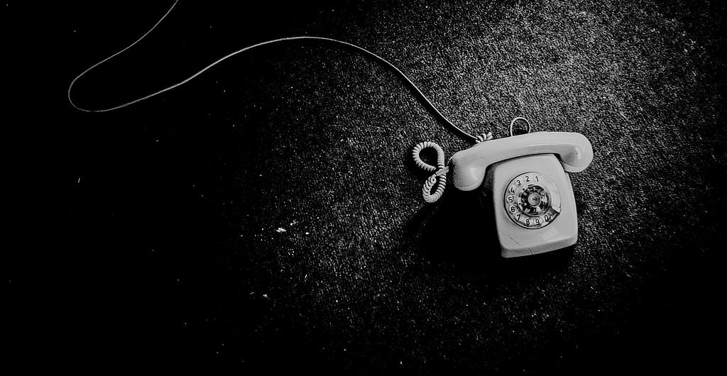 Rick Ostermann: Telefon 2
