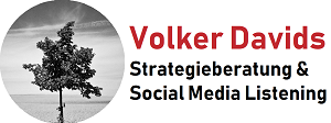 Volker Davids • Strategieberatung & Social Listening