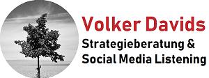 Volker Davids • Strategieberatung & Social Listening